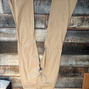 Pants - Khaki pants, size 2, juniors